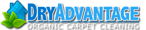 Dry Advantage Organic Carpet Cleaning Logo