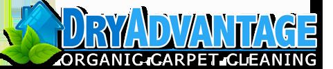 Dry Advantage Organic Carpet Cleaning Logo