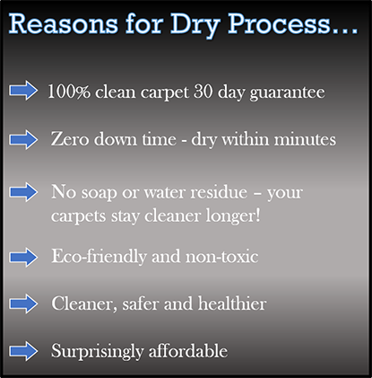 Reasons to carpet clean
